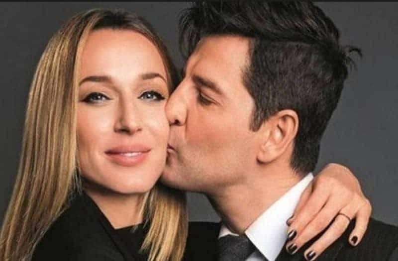 Άναυδη η Κάτια Ζυγούλη: Το φιλί που δέχτηκε ο Σάκης Ρουβάς από κούκλα καστανή!