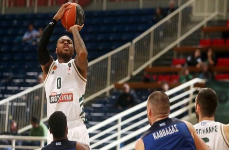 Basket League: Παναθηναϊκός-Ηρακλής 130-81!