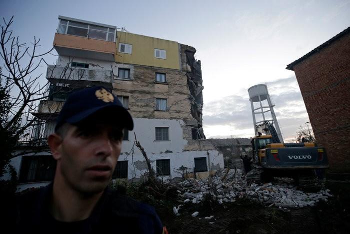 Σεισμός Αλβανία σοκ