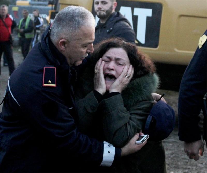 Σεισμός Αλβανία νεκροί