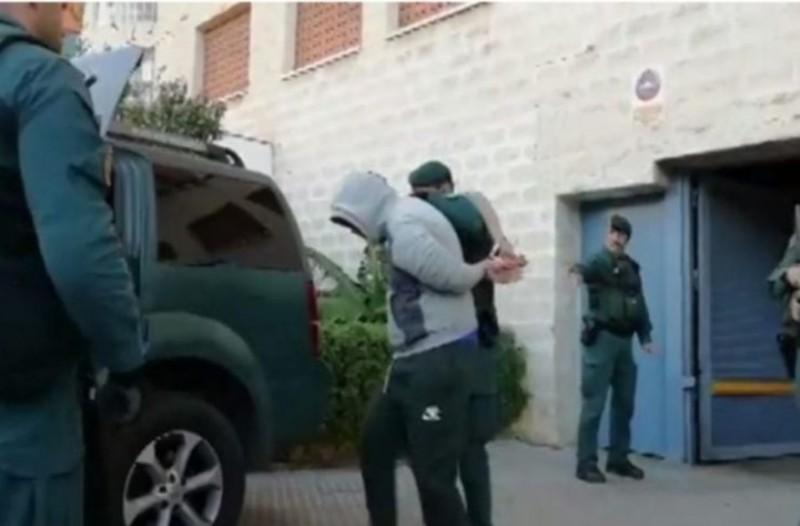 Βίντεο-ντοκουμέντο: Δείτε καρέ-καρέ τη σύλληψη του Σέρχιο Κόκε!