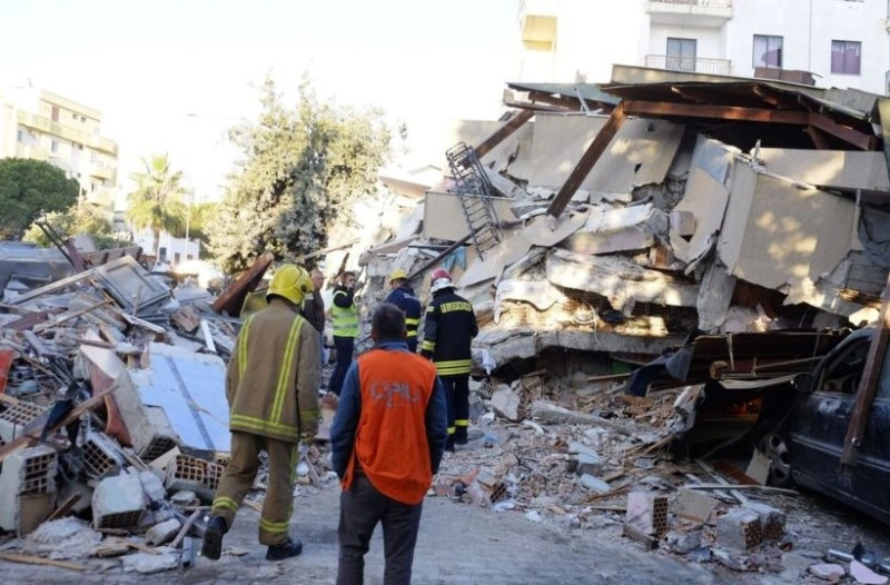 Νέος σεισμός στην Αλβανία!
