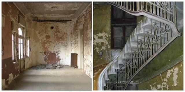 Θεσσαλονίκη στοιχειωμένο σπίτι