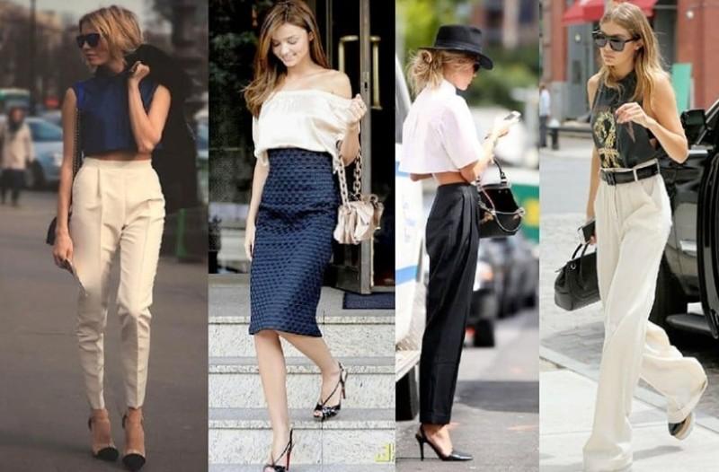 ''Κλέψε'' πόντους χωρίς τακούνια! 4+1 tips για να δείχνεις ψηλότερη!
