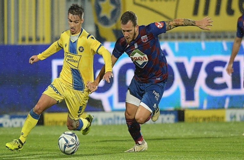 Super League: Αστέρας Τρίπολης-Βόλος έμειναν στο «X»!