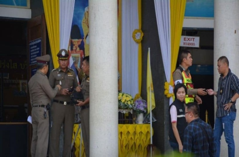 Τραγωδία σε δίκη στην Ταϋλάνδη: Τρεις νεκροί!