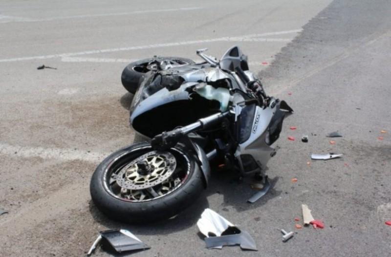 Σοκ: Τροχαίο ατύχημα με μηχανή στην Κηφησίας!