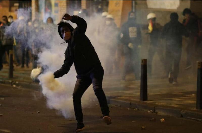 Βολιβία: 2 νεκροί διαδηλωτές από πυροβολισμούς!