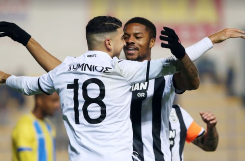 Super League: Σίφουνας στο Αγρίνιο ο ΠΑΟΚ!
