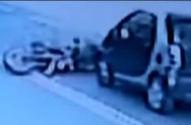 Τροχαίο στη Λαυρίου: Το τραγικό βίντεο την ώρα της σφοδρής σύγκρουσης με τον 1 νεκρό και τους 2 τραυματίες!