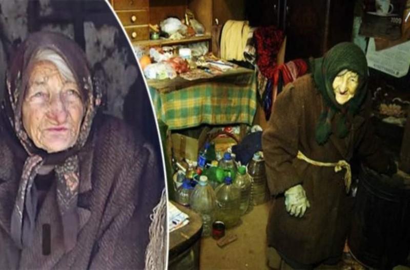 Η συγκινητική ιστορία αυτής της φτωχής γιαγιάς που περπατούσε ξυπόλυτη στα χιόνια δεν θα σας κάνει μόνο να δακρύσετε αλλά και να σκεφτείτε!