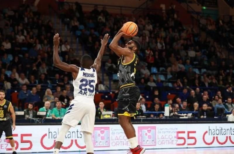 Basketball Champions League: Τυφώνας ΑΕΚ σάρωσε στην Γαλλία!