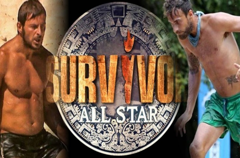 Survivor All Star παίκτες