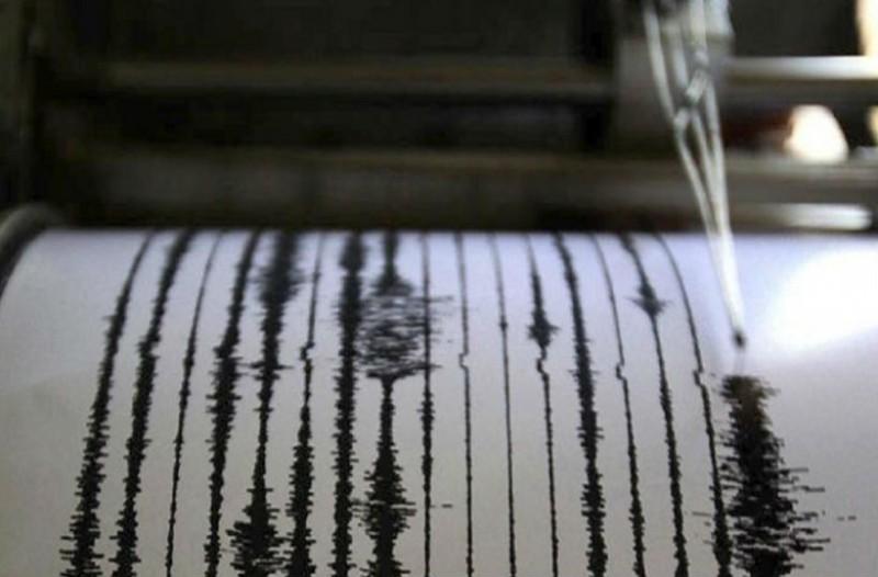 Σεισμός 3,4 Ρίχτερ ανοιχτά της Ζακύνθου