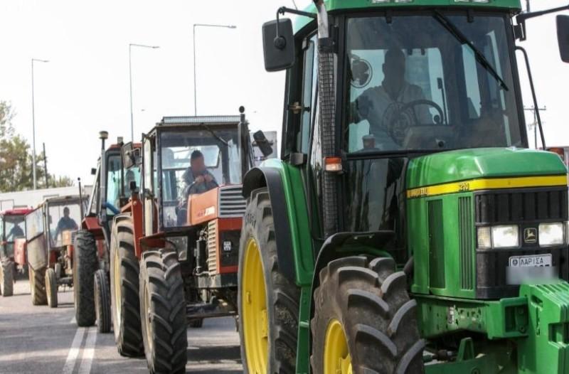 Οι αγρότες στήνουν μπλόκα στην Λάρισα! Θα γεμίσουν τρακτέρ οι δρόμοι!