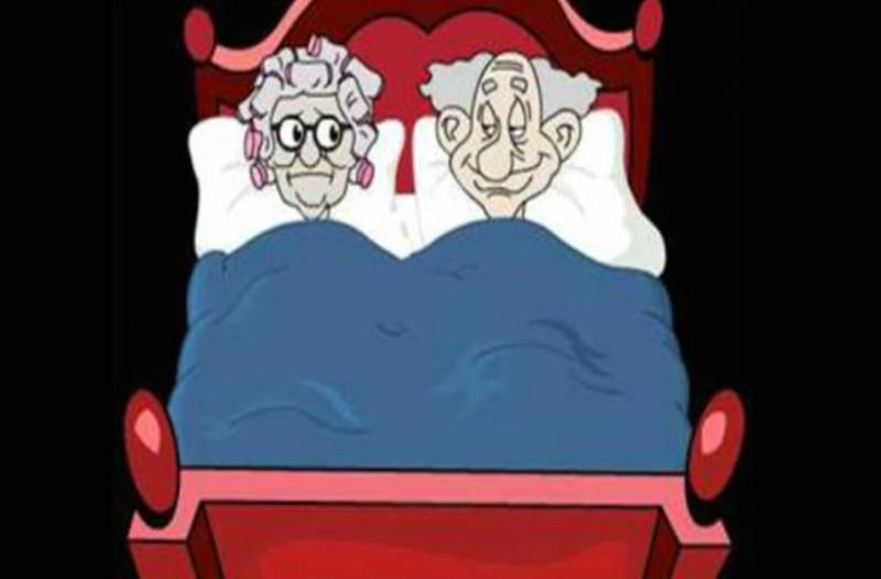 Ο παππούς και η γιαγιά το κάνουν άγρια: Το ανέκδοτο της ημέρας (24/12)!