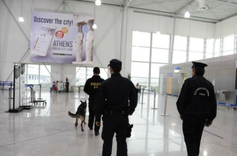 Αεροδρόμιο Ελ. Βενιζέλος: Κατασχέθηκαν 9 κιλά ηρωίνης και συνελήφθησαν οι μεταφορείς!