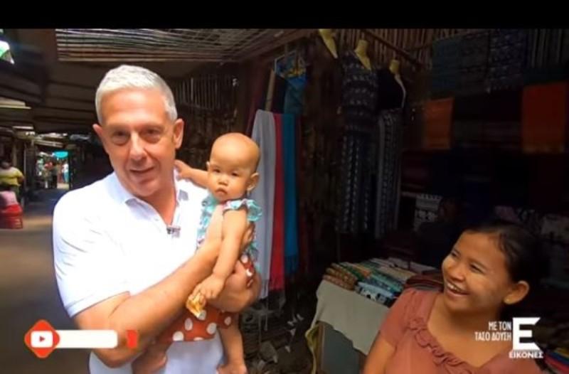 Τάσος Δούσης: Σάρωσε με το δεύτερο μέρος της Βιρμανίας!