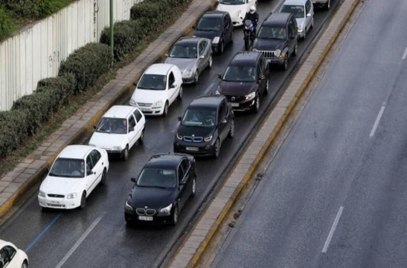 Κλειστή η εθνική οδός Αθηνών-Κορίνθου!