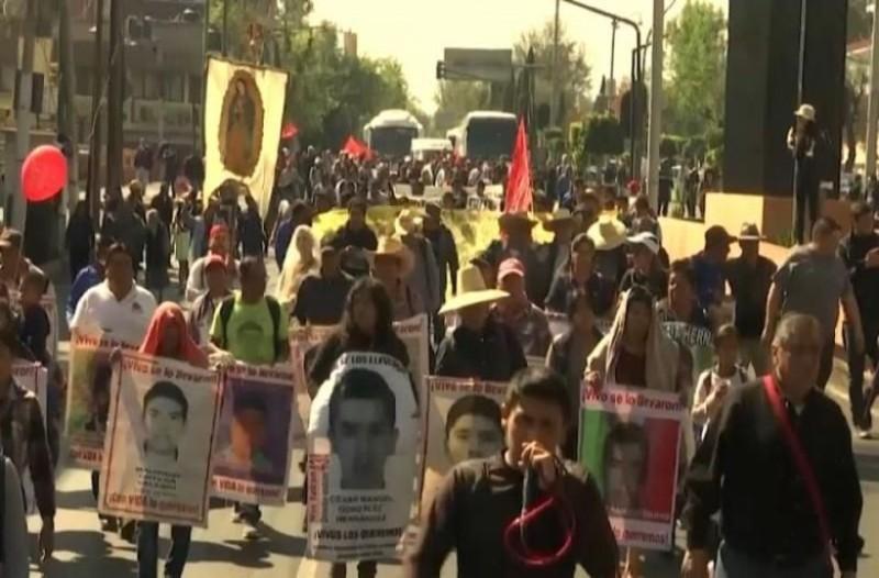 Μεξικό: Νέα τροπή στην υπόθεση των 43 αγνοούμενων φοιτητών! (Video)