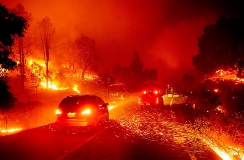 Σοκαριστικό βίντεο δείχνει όλες τις φωτιές που έπληξαν τη Γη το 2019!
