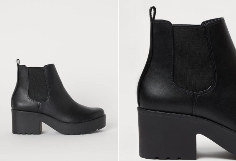 h&m παπούτσια