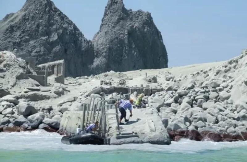 Νέα Ζηλανδία: Κανένας επιζώντας δεν βρέθηκε στη Λευκή Νήσο!