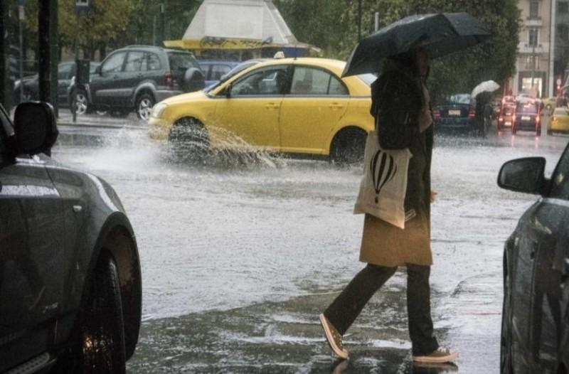 Καιρός αύριο: Βροχές, χιόνια αλλά και τσουχτερό κρύο στην Ελλάδα!
