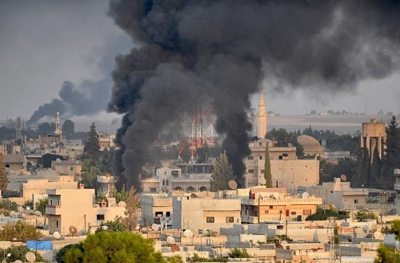 Συρία: 11 νεκροί, ανάμεσά τους και 8 παιδιά, από τουρκικά πυρά!
