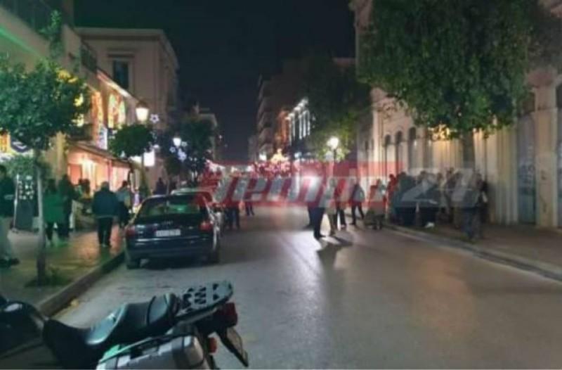 Αδιανόητο περιστατικό στην Πάτρα: Η απρόσμενη κίνηση αντιεξουσιαστών όταν συνάντησαν νιόπαντρο ζευγάρι!