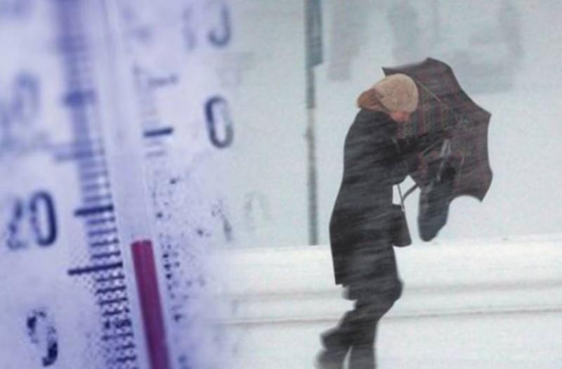 Καιρός: «Ψυγείο» η χώρα! Που «άγγιξε» -6 το θερμόμετρο; (photo)