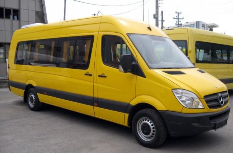 Καλαμπάκα: Σύγκρουση σχολικού λεωφορείου με αγροτικό αυτοκίνητο!