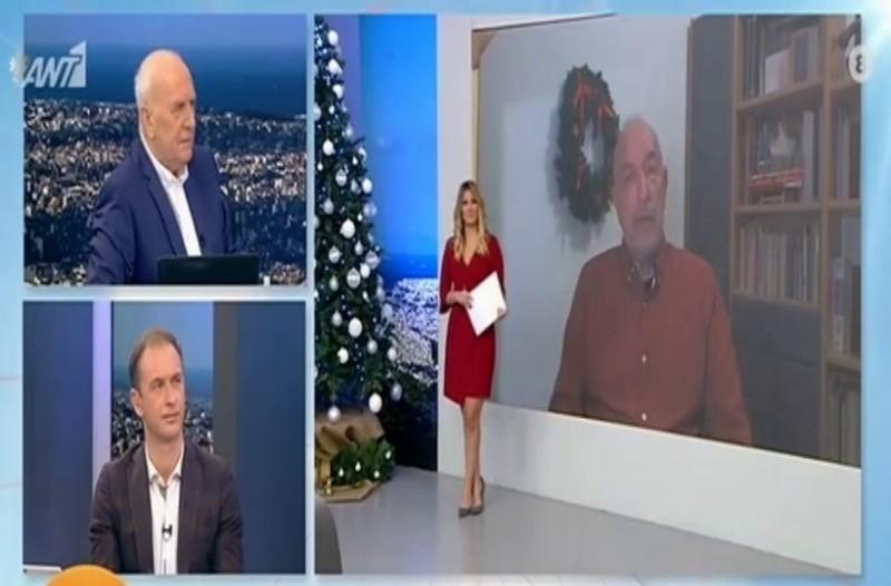 Τάσος Αρνιακός: Έρχεται θερμή εισβολή αλλά...! (Video)