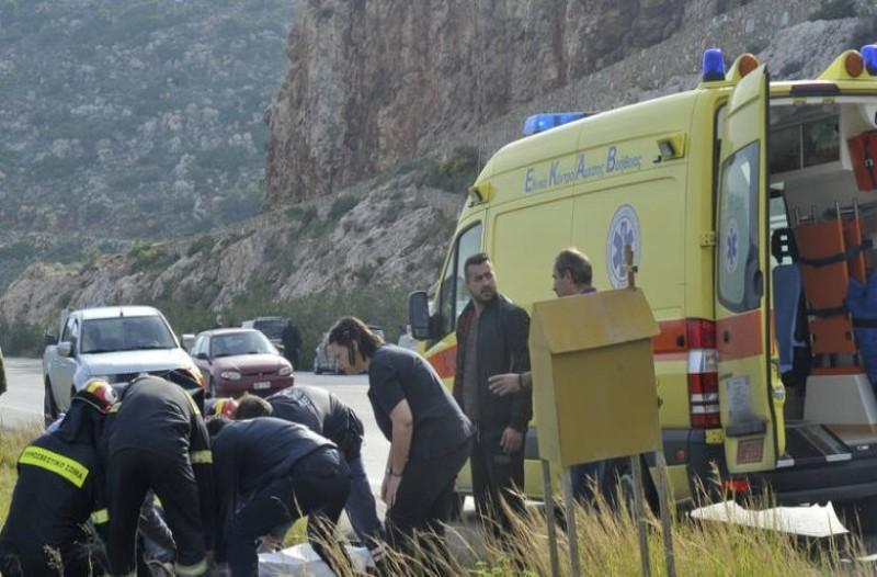 Σφοδρό τροχαίο με τραυματίες στην Λαμία!