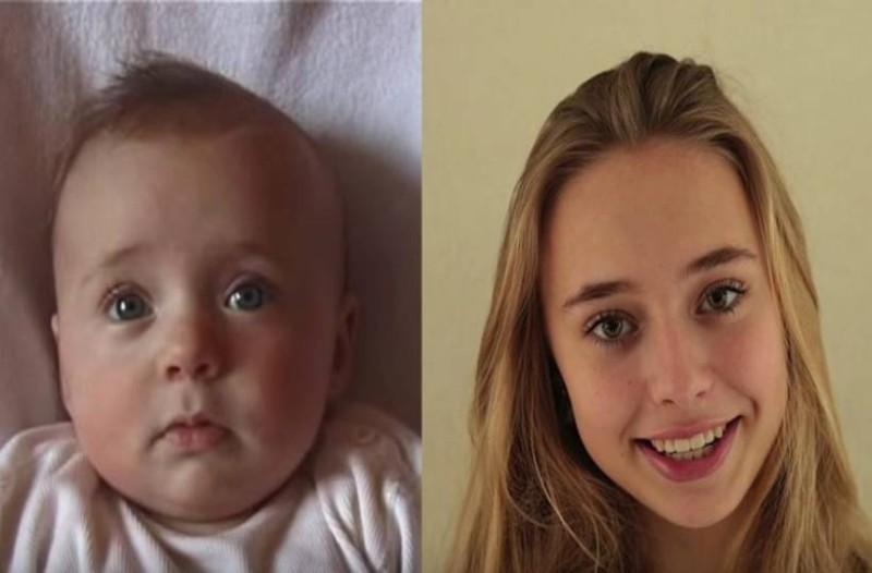 Αυτός ο πατέρας έβγαζε  βίντεο κάθε μέρα την κόρη του για 18 χρόνια - Αυτό που είδε μετά από τόσο καιρό είναι απλά τρελό!