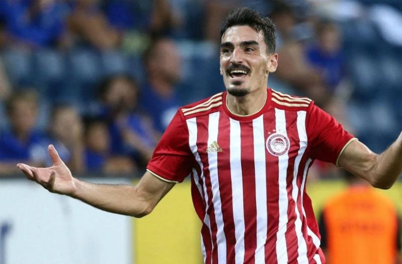 Ολυμπιακός: Στην αποστολή μετά από 10 μήνες ο Λάζαρος Χριστοδουλόπουλος!