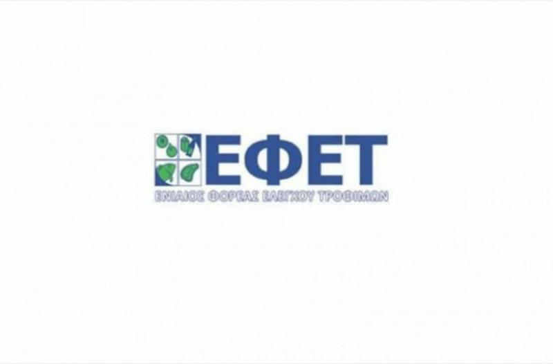 ΕΦΕΤ: Ανακαλεί συσκευασμένα παγάκια!