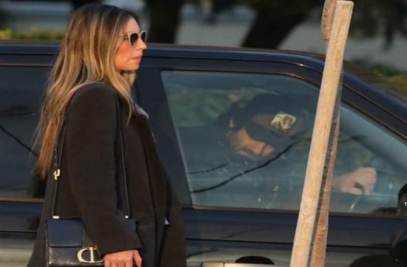 Αθηνά Οικονομάκου: Έφυγε με το υπερπολυτελές αυτοκίνητο του Φίλιππου Μιχόπουλου!