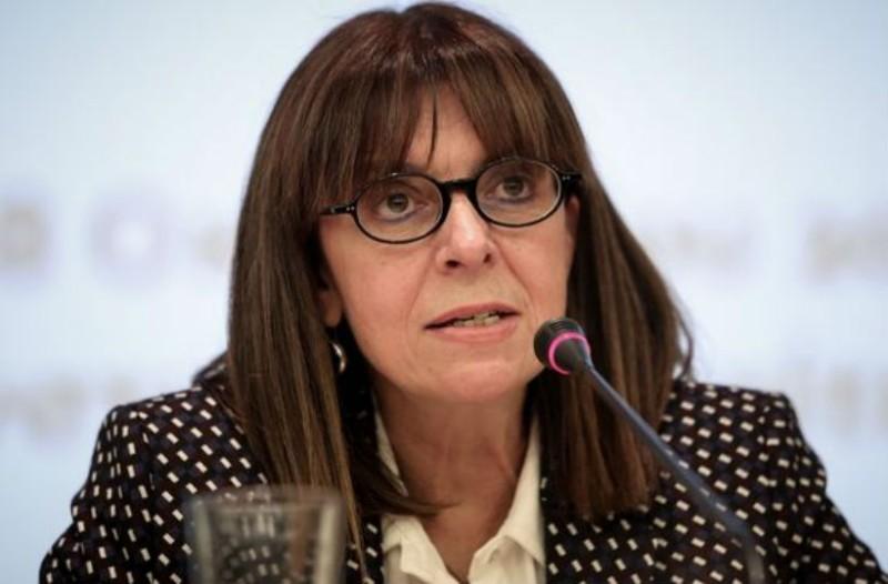 Αικατερίνη Σακελλαροπούλου: Το
