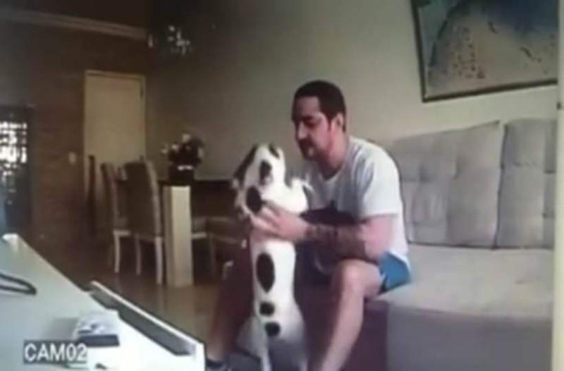 Τον αγαπούσε και ήθελε να τον παντρευτεί - Όταν είδε όμως τα βασανιστήρια που έκανε στον σκύλο της... έκανε κάτι που θα σας κάνει να δακρύσετε!