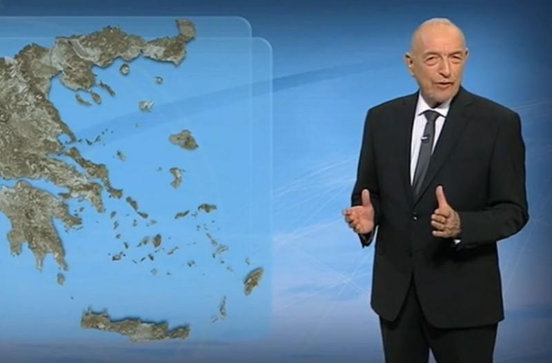 Τάσος Αρνιακός: Παγετός και ομίχλη τις επόμενες ώρες! Ποιες περιοχές θα