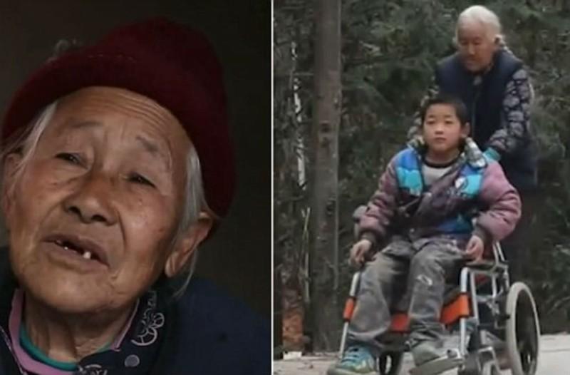 76χρονη γιαγιά κάθε μέρα κάνει 24 χιλιόμετρα. Ο λόγος θα σας κάνει να δακρύσετε!