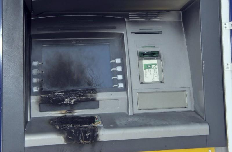 Σοκ στην Πάτρα! Έκρηξη σε ΑΤΜ, άδειασαν τις κασετίνες με τα χρήματα!