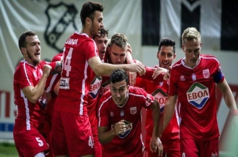 Super League: ΟΦΗ - Βόλος 1-2!