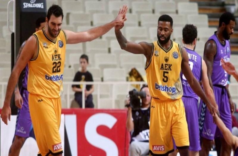Basketball Champions League: Για το διπλό στην καυτή έδρα της Μπούργος η ΑΕΚ!