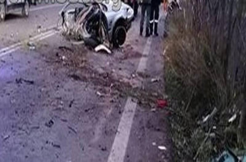 Τροχαίο στη Θηβών - Λιβαδειάς: Ανατριχιαστικές εικόνες από το σημείο του ατυχήματος!