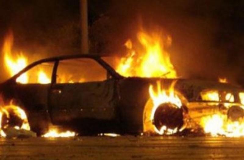 Ανάληψη ευθύνης για τους εμπρησμούς αυτοκινήτων!