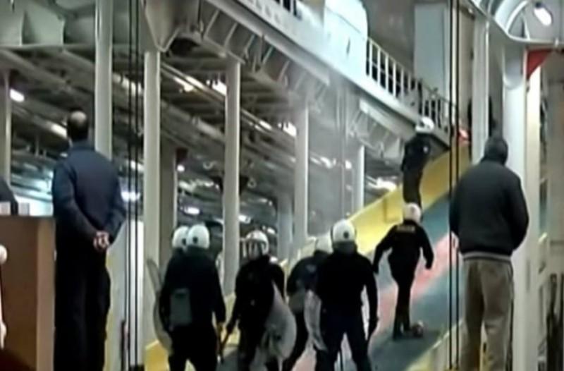 Σκηνικό πολέμου στην Κρήτη! Άγρια επεισόδια στο Ηράκλειο! (video)