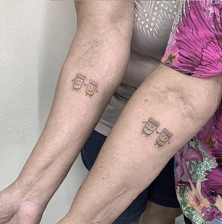 τατουάζ γιαγιά