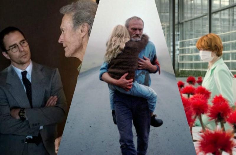Η επιστροφή του Κλιντ Ίστγουντ και δύο υποψηφιότητες για Όσκαρ έρχονται στις νέες ταινίες της εβδομάδας (16/1 - 23/1)!